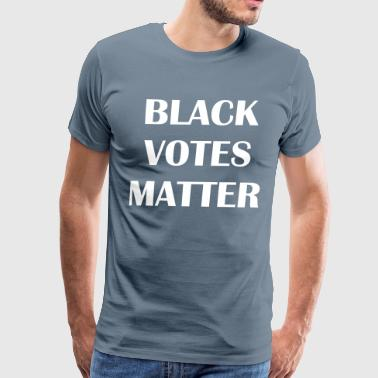 Black Votes Matter - Men's Premium T-Shirt