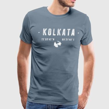 Kolkata - Men's Premium T-Shirt