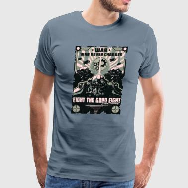 War Never Changes War never changes pai - Men's Premium T-Shirt