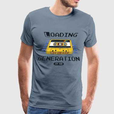 Loading generation de - Men's Premium T-Shirt
