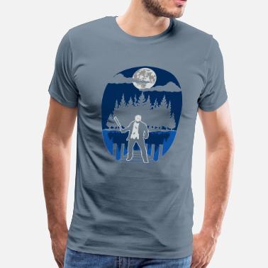 6faa99ee Halloween Horror Nights Horror night design - Men's Premium T-Shirt