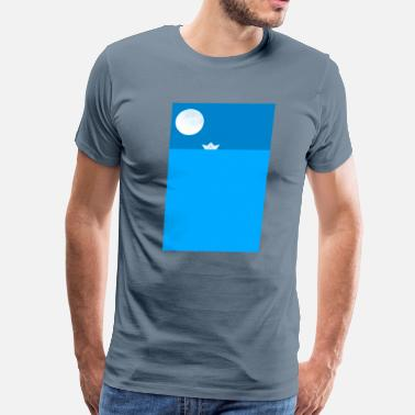 Dreamland A journey to the dreamland - Men's Premium T-Shirt