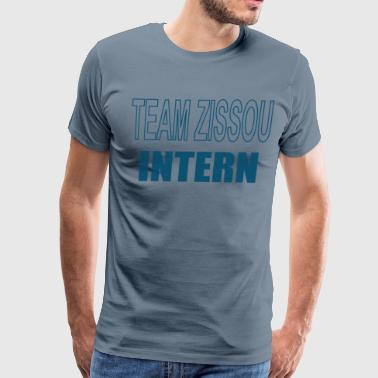 Team Zissou Intern - The Life Aquatic - Men's Premium T-Shirt