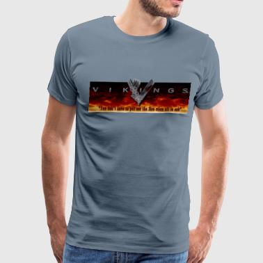 Vikings T-shirt - Men's Premium T-Shirt