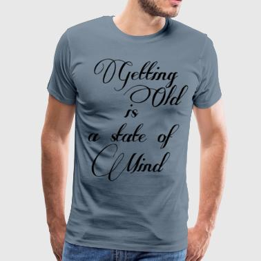 state-of-mind - Men's Premium T-Shirt