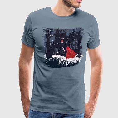 Little Red Riding Hood - Men's Premium T-Shirt