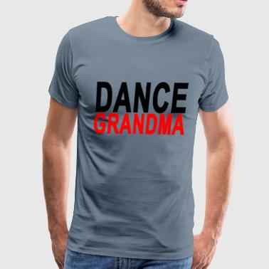 dance_grandma_tee - Men's Premium T-Shirt