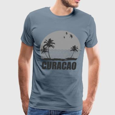 curacao09 - Men's Premium T-Shirt