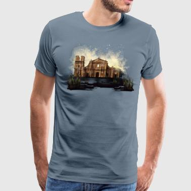 Geek House house - Men's Premium T-Shirt
