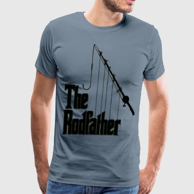 Rodfather   - Men's Premium T-Shirt
