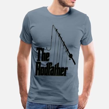 The Rodfather Rodfather   - Men's Premium T-Shirt