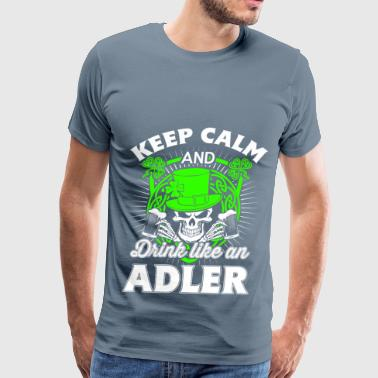 adler - Men's Premium T-Shirt