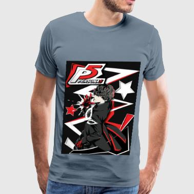 Persona 5 joker - Men's Premium T-Shirt