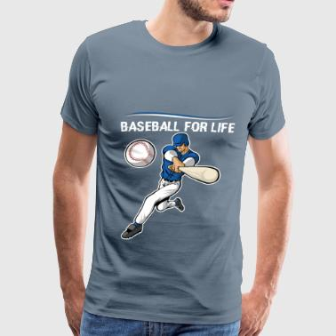 Baseball Player - Baseball Player - Men's Premium T-Shirt