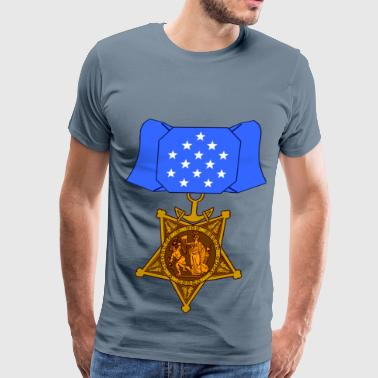 Medal of Honor - Men's Premium T-Shirt