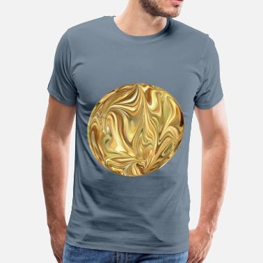 Diameter Diameter Of Creativity - Men's Premium T-Shirt