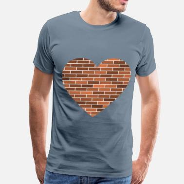 Heart Of Stone Heart Of Stone - Men's Premium T-Shirt
