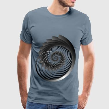 Cochlear Principle - Men's Premium T-Shirt