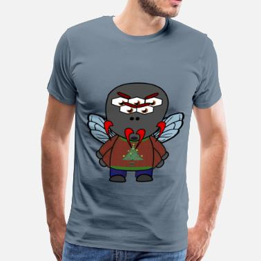 Fly Christmas Fly - Men's Premium T-Shirt