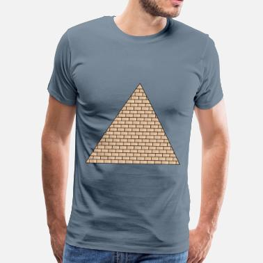 Pyramid Pyramid - Men's Premium T-Shirt