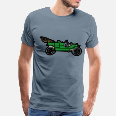 1910 Green 1910 ModelT - Men's Premium T-Shirt