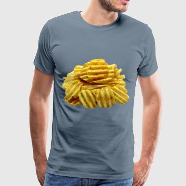 Crisps - Men's Premium T-Shirt