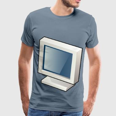 Màn Hình LCD (Screen LCD) - Men's Premium T-Shirt