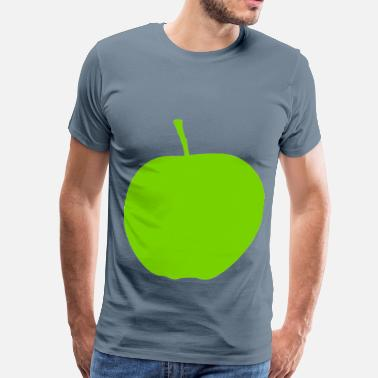 Aliments Sihouette Alimentation 02 - Men's Premium T-Shirt