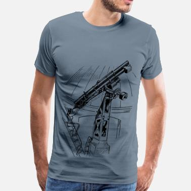 Telescope Telescope - Men's Premium T-Shirt