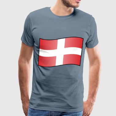 Icon Flag of Savoy - Men's Premium T-Shirt