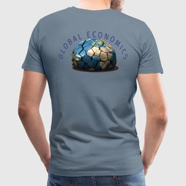 GLOBAL ECONOMY - Men's Premium T-Shirt
