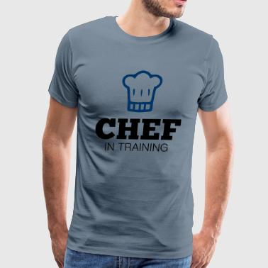 chef in training - Men's Premium T-Shirt