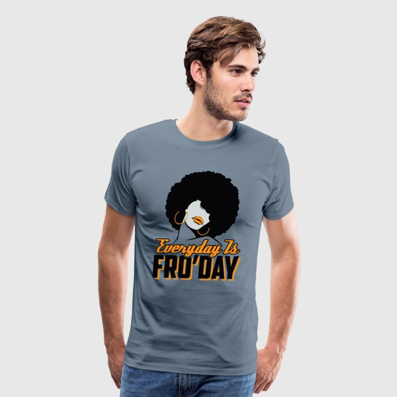 Everyday is Fro'day - Men's Premium T-Shirt