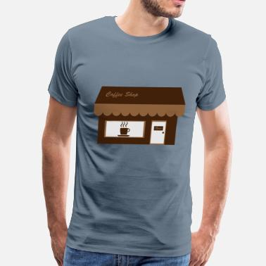Starbucks Coffee Coffee Shop - Men's Premium T-Shirt
