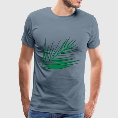 Palmleaf - Men's Premium T-Shirt