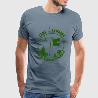 Trs-80 Anawanna - We hold you in our hearts Camping - Men's Premium T-Shirt