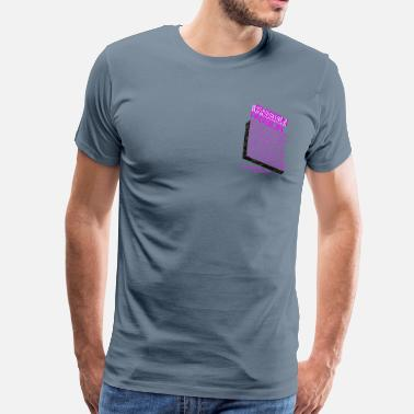 Put Something Exciting Passion of passion - Men's Premium T-Shirt