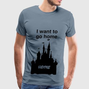 Disney home - Men's Premium T-Shirt