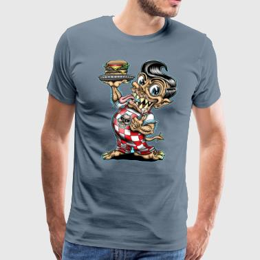 Monster Big Boy - Men's Premium T-Shirt