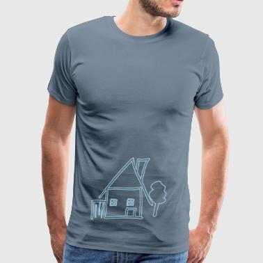 real estate - Men's Premium T-Shirt