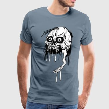 Skull Head Skull Head - Men's Premium T-Shirt