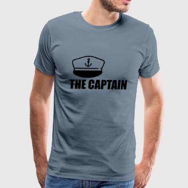 the captain - Men's Premium T-Shirt