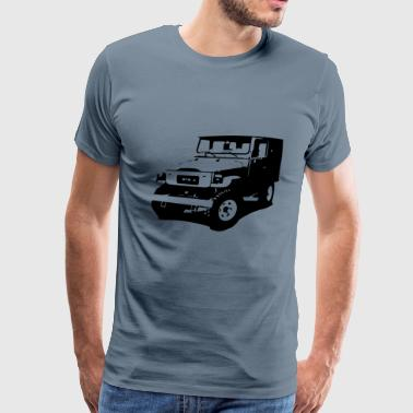 FJ40 - Men's Premium T-Shirt