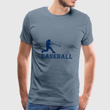 Baseball Player - Men's Premium T-Shirt