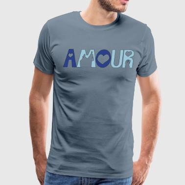 Amour - Men's Premium T-Shirt