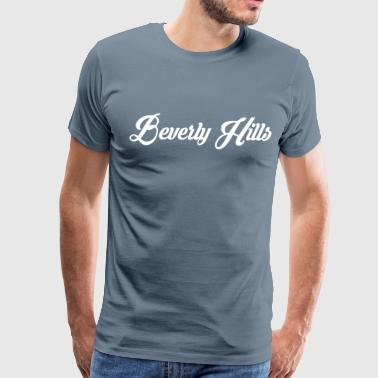 Beverly Hills - Men's Premium T-Shirt