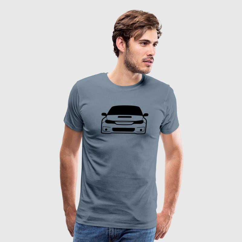 JDM Car eyes STI 4 | T-shirts JDM - Men's Premium T-Shirt