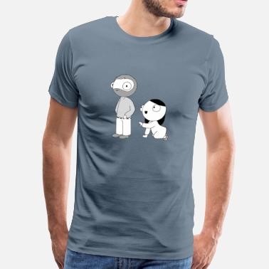 Comics Catana Comic - Men's Premium T-Shirt