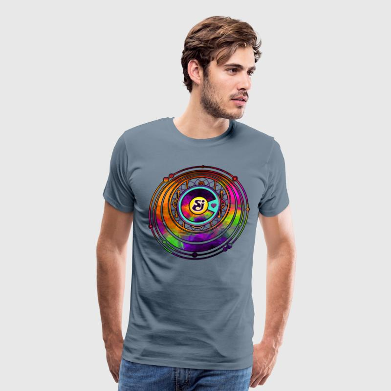 String Cheese Incident Colorado Love Sacred Funkad - Men's Premium T-Shirt