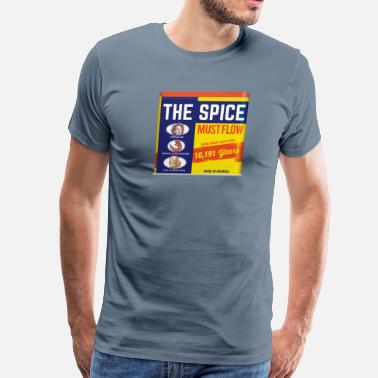 Dune The Spice  - Men's Premium T-Shirt